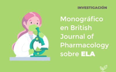 "Monográfico en British Journal of Pharmacology (FI = 7.71) sobre ""Recent advances in ALS pathogenesis and therapeutics""."